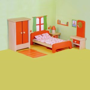 Meble do domku sypialnia