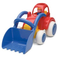 Traktor spychacz 25 cm
